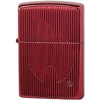 ZIPPO(ジッポ) オイル ライター STRIPE FLAME(ストライプ フレーム) レッドコーティング 2STF-RD