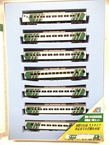 Nゲージ A4162 185系電車 試案塗装グリーン