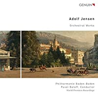 Adolf Jensen: Orchestral Works by Philharmonie Baden-Baden
