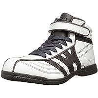 [おたふく手袋] 安全靴 スニーカー ワイドウルブズ ハイカット JSAA A種 先芯入