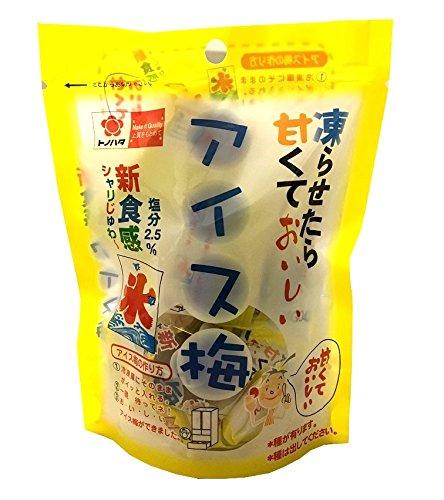トノハタ アイス梅 (袋) 40g×6袋