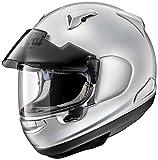 アライ (ARAI) フルフェイス ヘルメット アストラル-X アルミナシルバー 59-60cm (ピンロックシート120(クリア)付き) ASTRAL-X-AS59