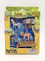 Safari Wild Animals Play Set (characters may vary) [並行輸入品]