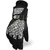 防水防風スキー手袋サイズM