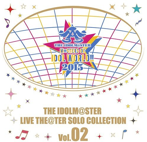 THE IDOLM@STER LIVE THE@TER SOLO COLLECTION Vol.02/