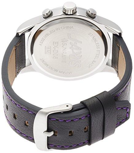 [ジェイ・アクシス]exist 腕時計 ファッション EX-D05-PU メンズ 【正規輸入品】
