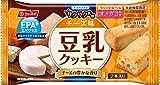 ニッスイ エパプラス豆乳クッキー チーズ味 27g×12本