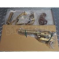 マルシン 金属製モデルガン 組立キット コルト SAA.45 ピースメーカー 最高級ウォールナット木製グリップ仕様