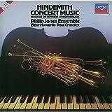 ヒンデミット:金管楽器のための演奏会用音楽