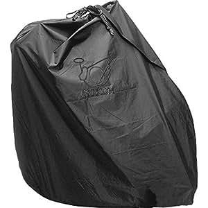 OSTRICH(オーストリッチ) L-100 輪行袋超軽量型 ステルスブラック ワンタッチバックル 限定カラー