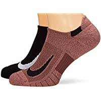 Nike unisex Multiplier No Show Socks SX7554-933, Multi-Color
