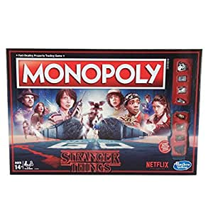 Monopoly Stranger Things Game モノポリーストレンジャーズゲーム英語版 [並行輸入品]