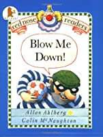 Red Nose Readers Blow Me Down