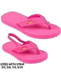 Rainbow Sandals ボーイズ Rainbow US サイズ: X-Large カラー: ピンク