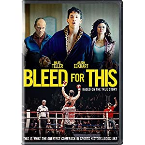 Bleed for This [DVD] [Import]
