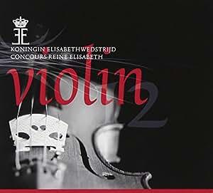 2012年エリザベート王妃国際コンクール・ヴァイオリン部門 (Queen Elisabeth Competition of Belgium - violin) (3CD+bonus CD) [輸入盤]