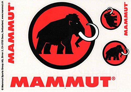 Mammut Mammut Sticker Set A5