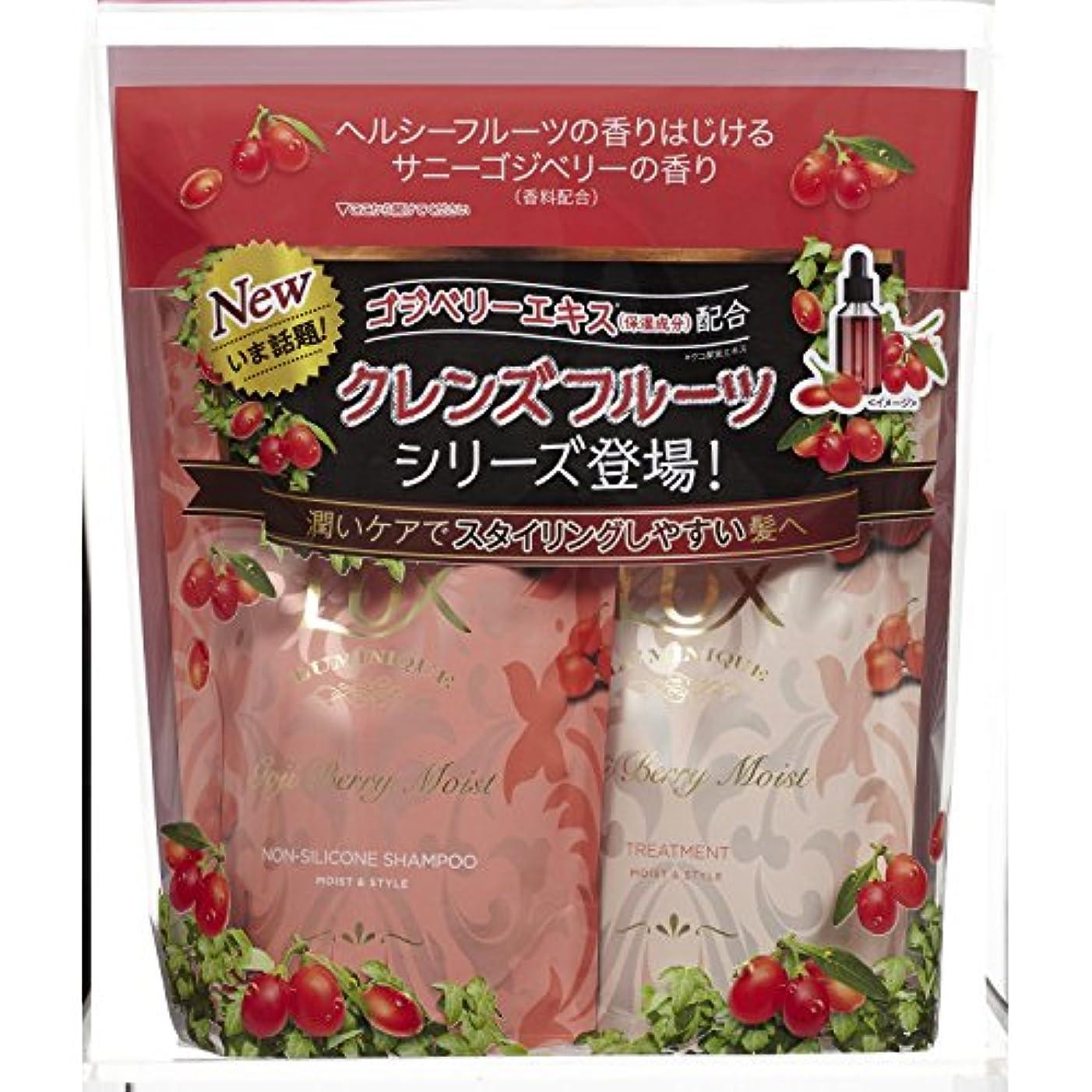 アラーム兵隊フォーラムラックス ルミニーク ゴジベリーモイスト (サニーゴジベリーの香り) つめかえ用ペア 350g+350g
