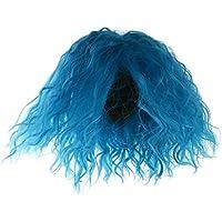 Blesiya ドール かつら ウィッグ 人形の髪 巻き毛 ブライスドール適用 1/6ブライス 全8種類    - #8