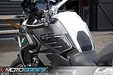 MOTOGRAFIX(モトグラフィックス) ボディパッド R1200GS 17- KNEE カーボン(カラー) MT-KB016CB