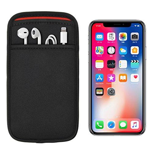 [ポケット付] iPhone X/XS 専用 JustFit...