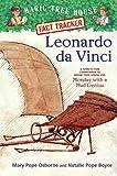 Leonardo da Vinci: A Nonfiction Companion to Magic Tree House #38: Monday with a Mad Genius (Magic Tree House (R) Fact Tracker)