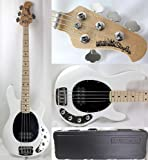 MUSIC MAN StingRay USA/White/M エレキベース
