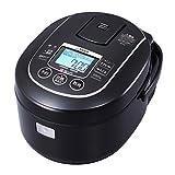 タイガー 炊飯器 土鍋IH 「炊きたて」 5.5合 ブラック JKN-G100-K