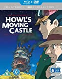 Howl's Moving Castle (Blu-ray/DVD Combo)