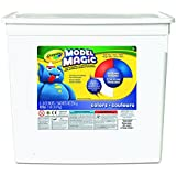 Crayola 907g Re-sealable Model Magic Bucket ,Modelling Compound