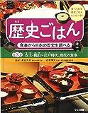 食事から日本の歴史を調べる 安土・桃山~江戸時代、現代の食事