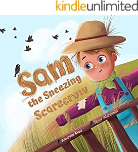 SAM THE SNEEZING SCARECROW (English Edition)