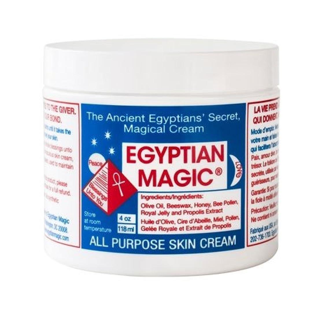 海洋誇りに思う電気陽性エジプシャンマジック エジプシャン マジック クリーム 118ml 海外仕様パッケージ
