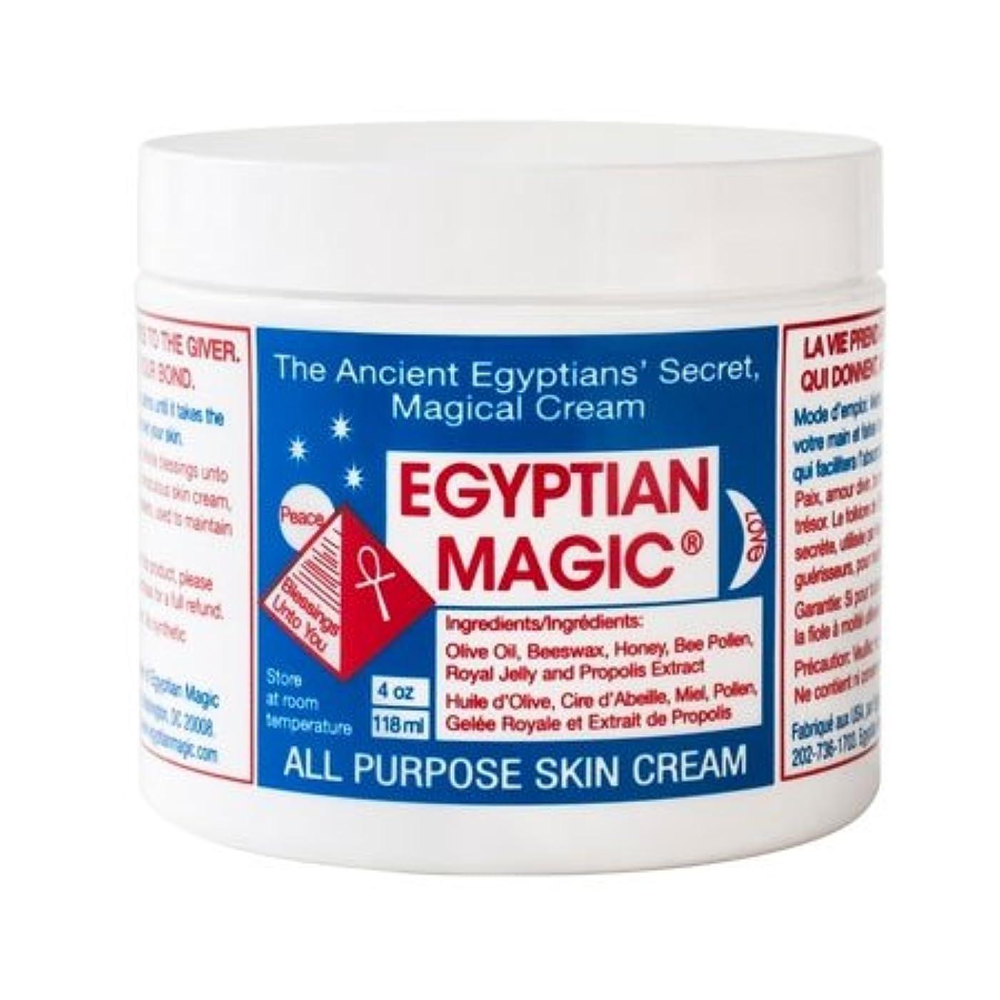 動かす長くする蚊エジプシャンマジック エジプシャン マジック クリーム 118ml 海外仕様パッケージ
