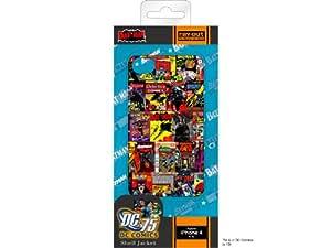 レイ・アウト iPhone4シリーズ ケースバットマンシェルジャケット(DC75) RT-WP3B/BM