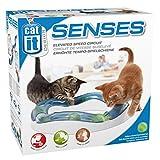 Hagen 猫用 おもちゃ キャティット デザインセンス スピードサーキット 光るボール 並行輸入品