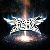 METAL GALAXY 【初回生産限定盤】 -Japan Complete Edition-(+DVD) BABYMETAL HMV特典クリアファイル