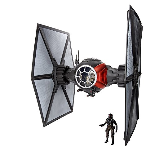 Hasbro - Figurine Star Wars Black Series - Tie Fighter First Order 65cm - 5010994951382