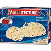 Matcitecture Antique Car # 6616 by Matchitecture