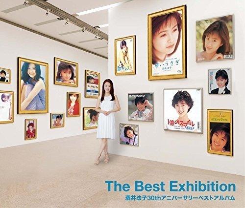 酒井法子 The Best Exhibition 酒井法子30thアニバーサリーベストアルバム