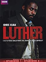Luther - Stagione 01-02 (4 Dvd) [Italian Edition]