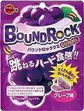ブルボン パウンドロックグミ(グレープ味) 40g×10袋