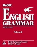 Basic English Grammar (3E) Split Edition Workbook B with Answer Key (AZAR)