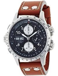 [ハミルトン]HAMILTON 腕時計 KHAKI AVIATION X-WIND H77616533 メンズ [正規輸入品]