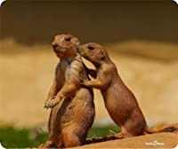 Prairie Dog Friends Thickマウスパッド