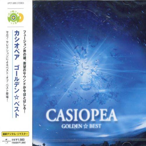 ゴールデン☆ベスト CASIOPEA