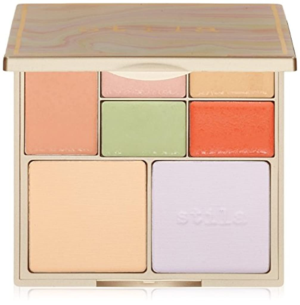 教育するマント文庫本stila Correct & Perfect All In One Color Correcting Palette [並行輸入品]