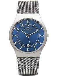 スカーゲン ユニセックス腕時計 チタニウム 233XLTTN 「並行輸入品」