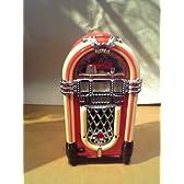 コカコーラ ジュークボックス型ラジオ