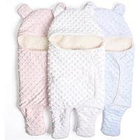 ベビー おくるみ 柔かい 天然コットン 新生児 出産祝い スワドル 3セット組